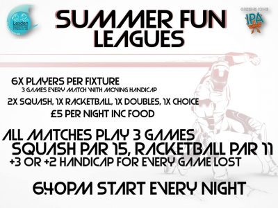 Summer Fun Leagues