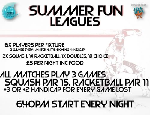 Summer Fun Leagues – Results from Week 2