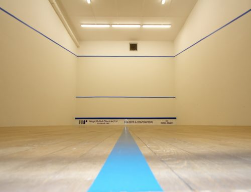 Squash Court Cancellation Changes
