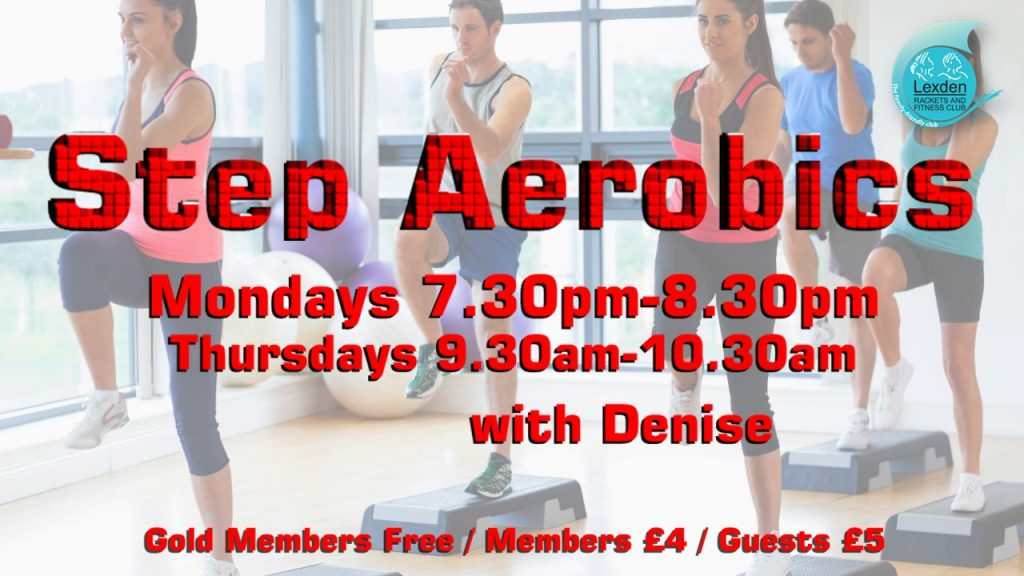 Step Aerobics Classes in Colchester