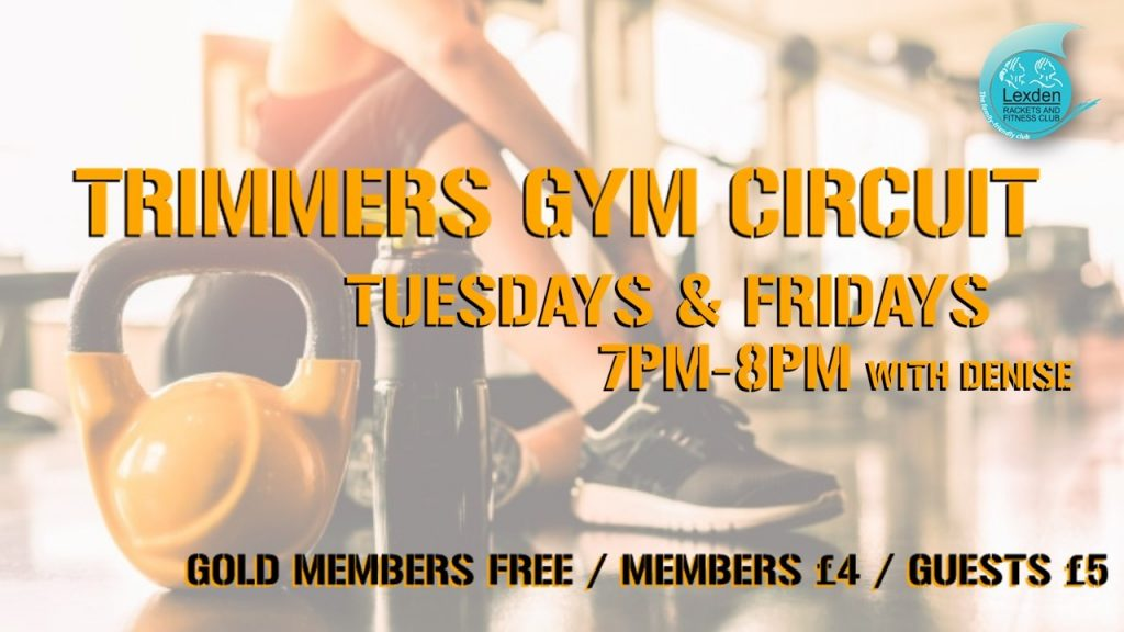 Trimmers Circuit Training Colchester