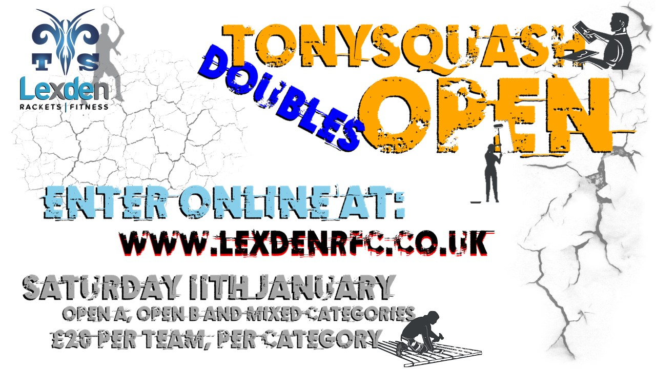 TS Doubles Squash Competition