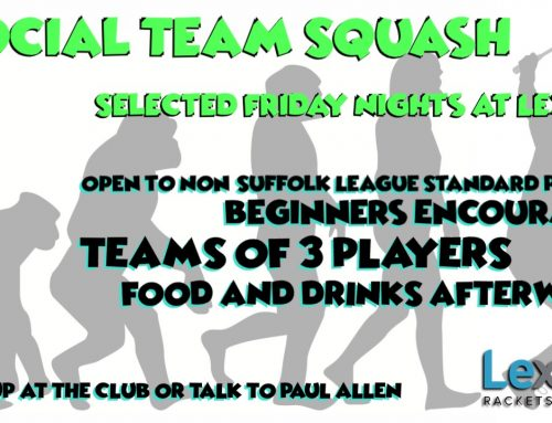 Internal Team Squash Leagues